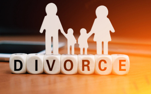 離婚怎么判