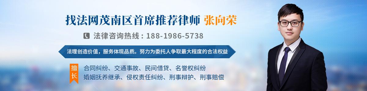 茂南区张向荣律师