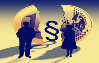 離婚財產糾紛