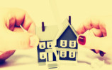 夫妻离婚房产分割