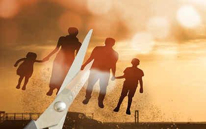 夫妻协议离婚小孩上户口的材料