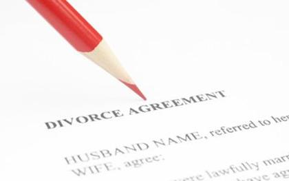 2019年最简单的离婚协议书