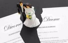 离婚起诉书