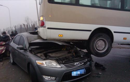 交通事故撞死人