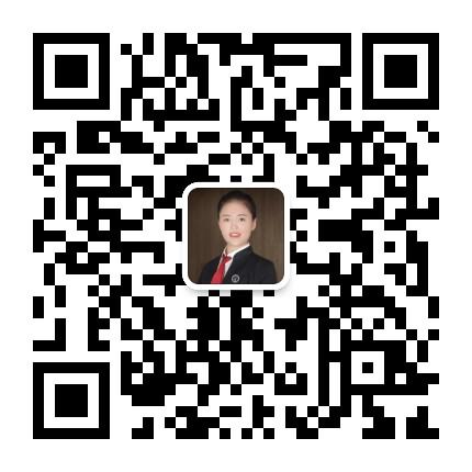 彭二玲律师微信二维码