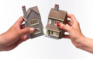 离婚后房产如何分割