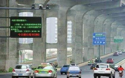 北京限号时间几点至几点
