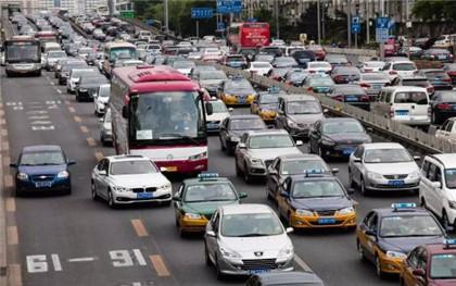 最新的广州限行规定