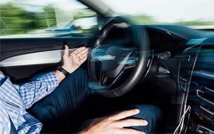 无证驾驶机动车