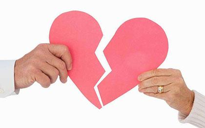 离婚协议书范本