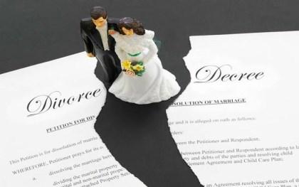 离婚纠纷管辖